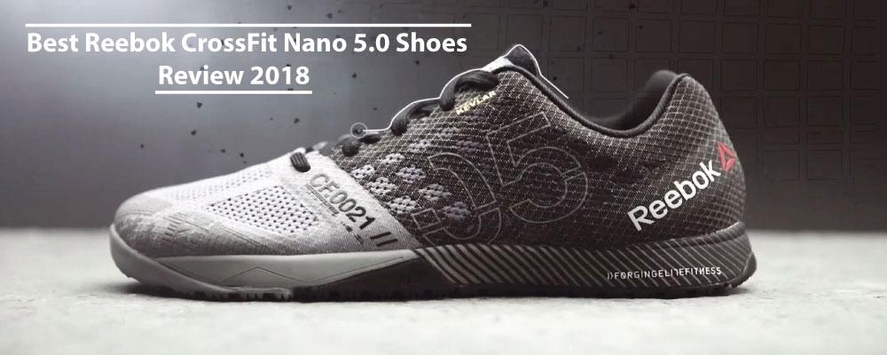 Reebok CrossFit Nano 5.0