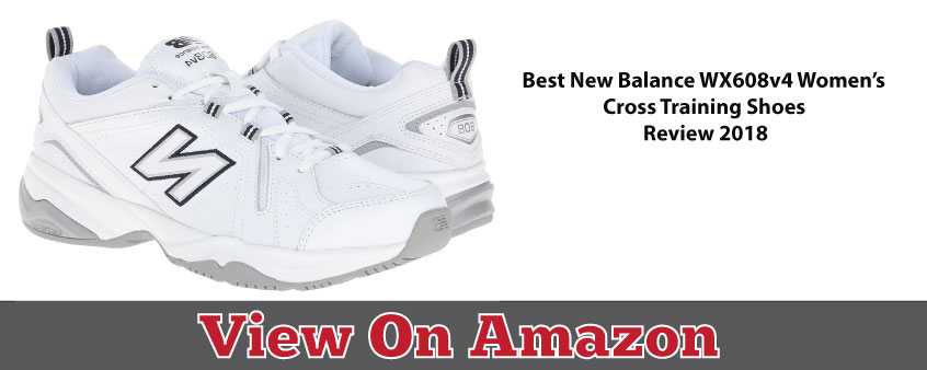 New Balance WX608V4 Women Cross-trainig shoe