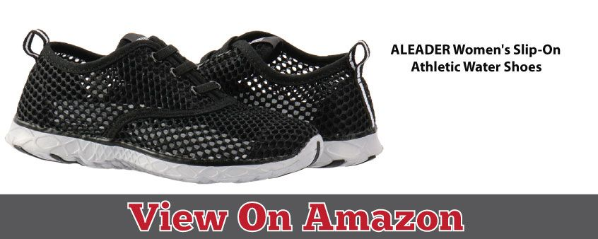 Best ALEADER Women's Slip-On Athletic Water Shoe Review