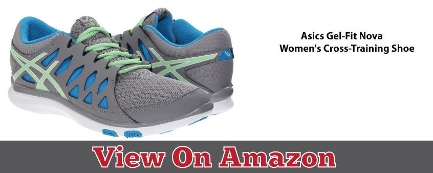 Asics Gel Fit Nova Womens Cross Training Shoe