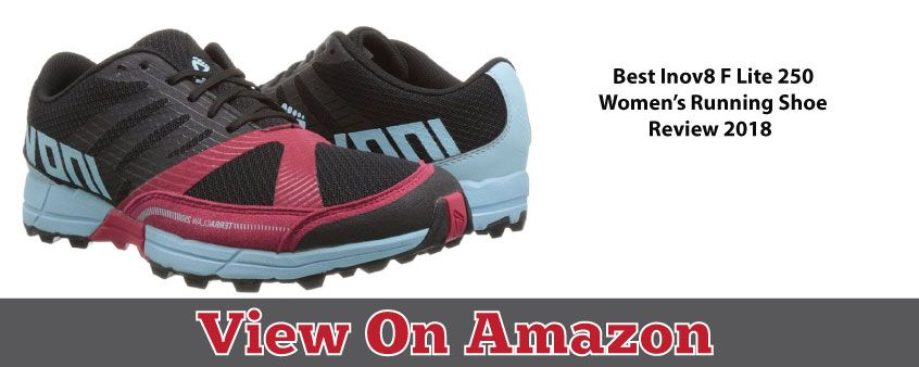 Inov8 F Lite 250 Women Running Shoe
