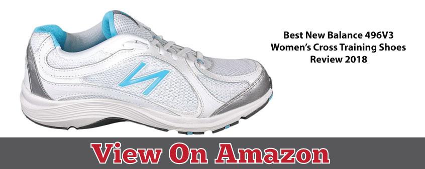 Best New Balance 496V3 Women's Cross