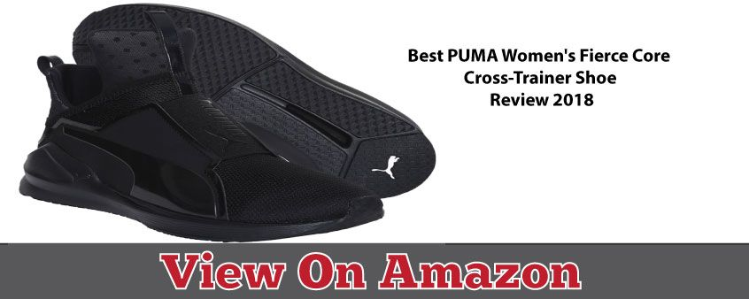 PUMA Fierce Core Women Cross-Trainer Shoe