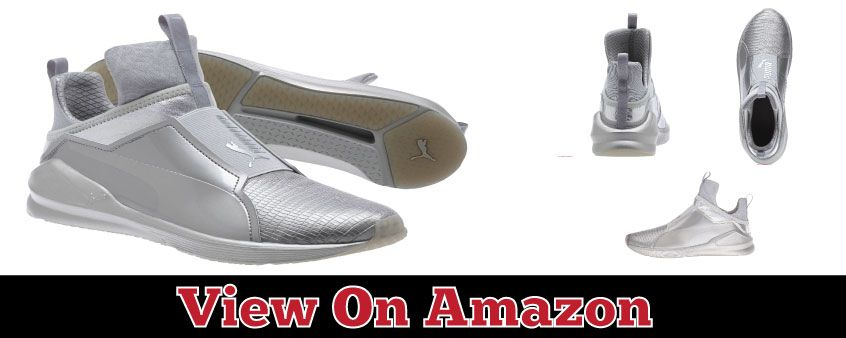 PUMA Fierce Metallic Women Cross-Trainer Shoe