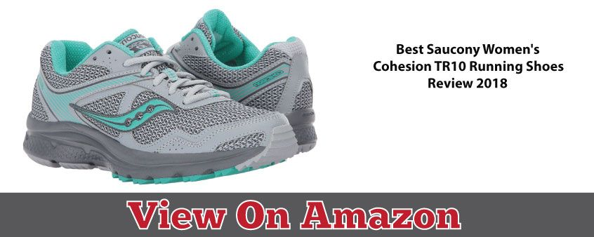 Best Saucony Excursion tr10 Women Running Shoe Review