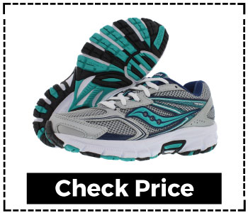 Saucony Womens Cohesion 8