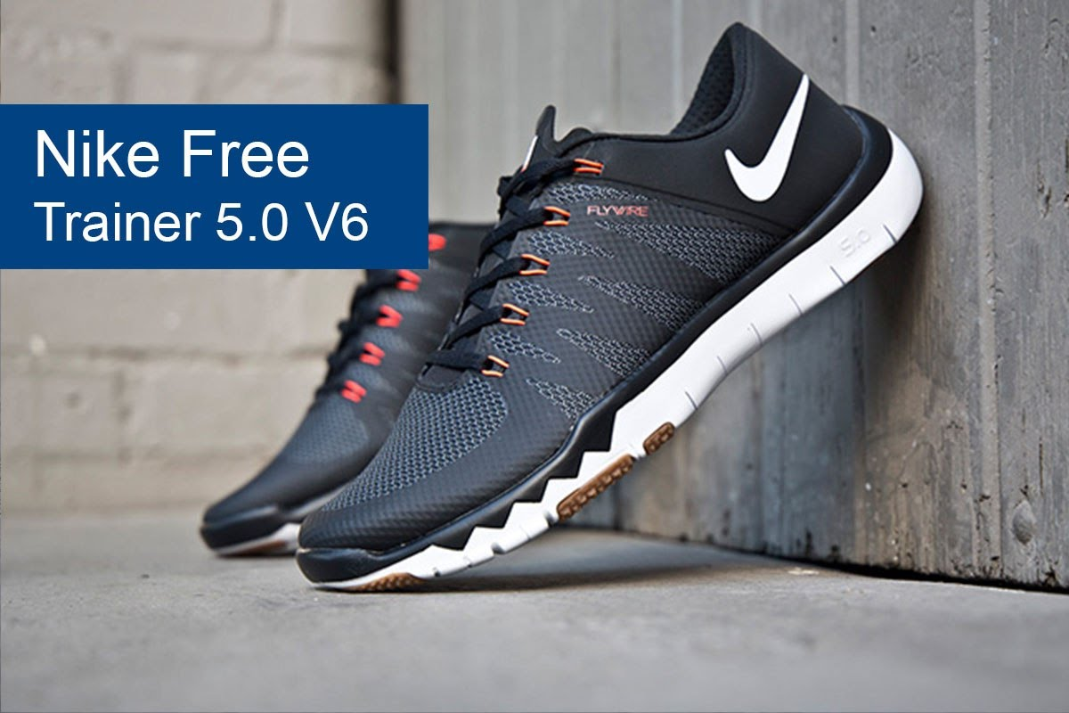 sports shoes 85555 b1f73 nike free trainer 5.0 v6 review