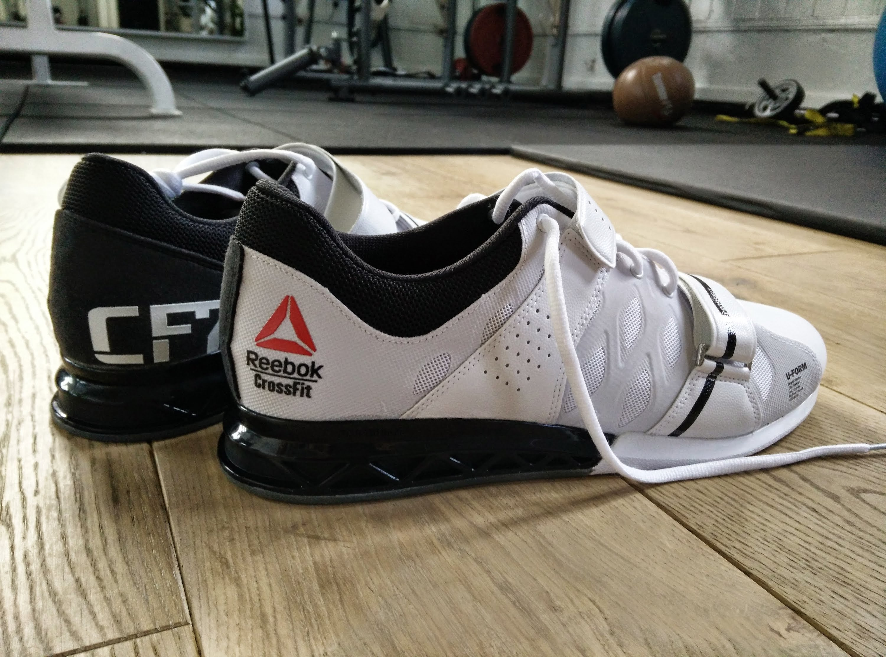 Reebok CrossFit Lifter heel Plus 2.0