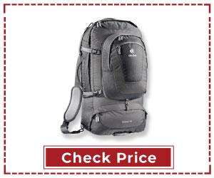 Deuter TransitBlackTravel Backpack For Women