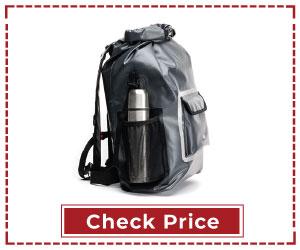 The Friendly Swede WaterproofHiking Backpack