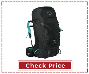 Osprey Aura Best Women's Travel Backpack