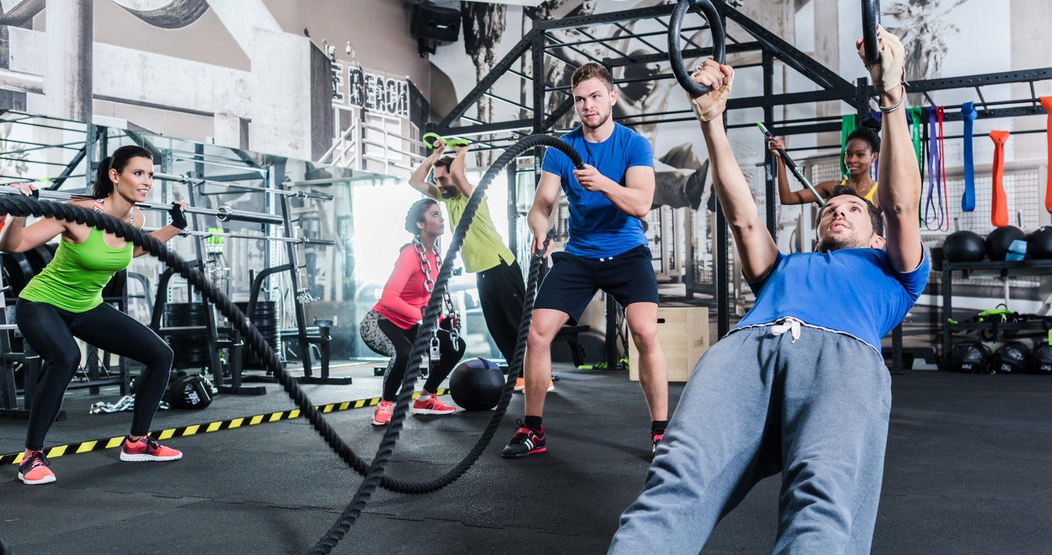 CrossFit Workouts for Weight Loss