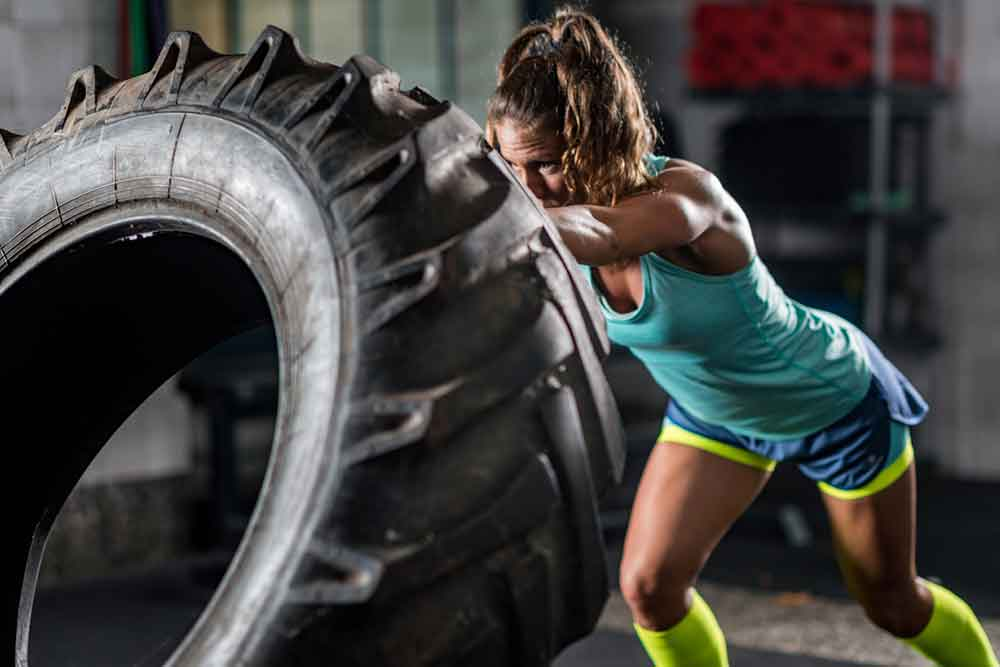Health Benefits of CrossFit