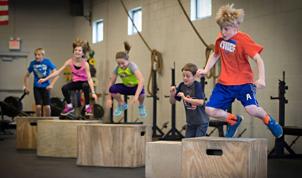 crossfit for kids