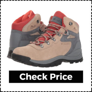 Columbia Women's Newton Ridge Plus Waterproof Hiking Boots