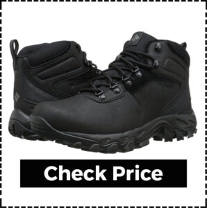 Columbia Men's Newton Ridge Plus 2 Breathable Hiking Boots