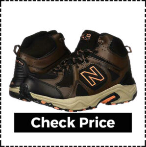 New Balance 481 V3 Men's Mid Cut Hiking Shoes