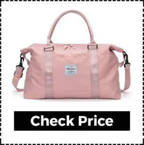 Best Weekender Carry women's Gym Bag