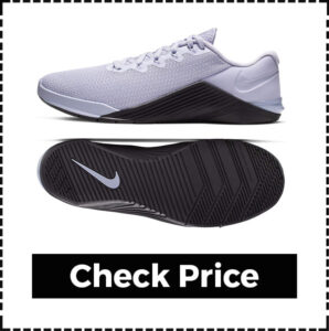 Nike Metcon 5 Shoes for Jumping Exercises