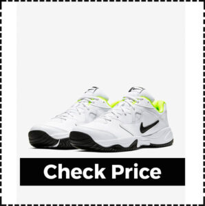Nike Court Lite 2 Women's White Tennis Shoes