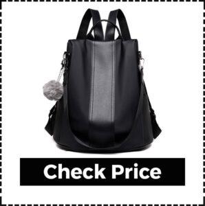 Waterproof Travel Backpack for Women