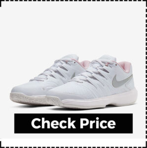 Nike Women's Air Zoom Prestige Tennis Shoes White