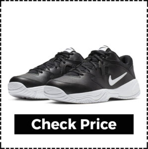 Nike Court Lite 2 Men's Black Tennis Shoes
