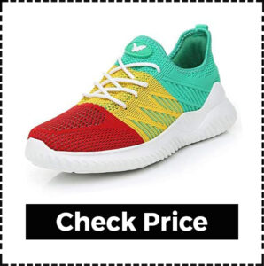 Women's Memory Foam Slip-On Walking Sneakers