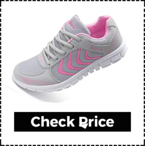 Women's Athletic Mesh Breathable Casual Sneaker