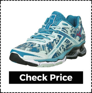 Mizuno Wave Creation 15 Women's Best Running Shoes